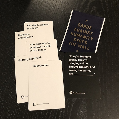 cah cards