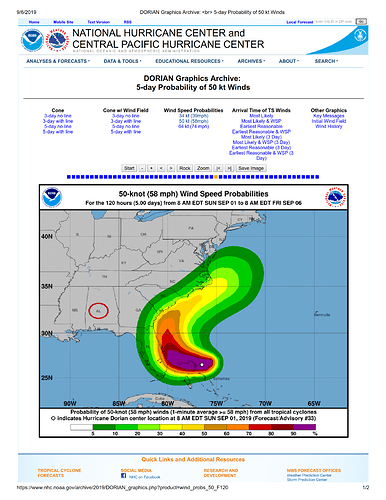 DORIAN%20Graphics%20Archive_%20_br_%205-day%20Probability%20of%2050%20kt%20Winds_001%20w%20circle