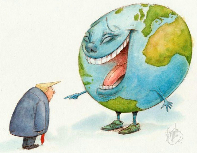 trump%20cartoon%20laughing%20at