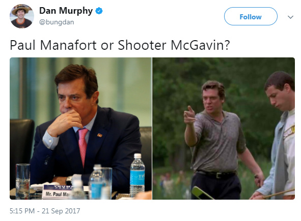 manafort or shooter mcgavin
