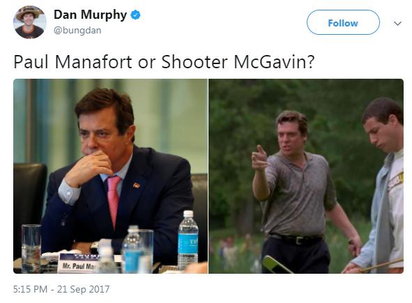 manafort or shooter mcgavin